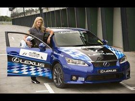 Ver foto 2 de Lexus CT 200h Hybrid Racer 2011