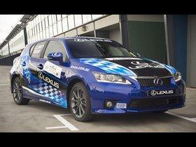 Ver foto 1 de Lexus CT 200h Hybrid Racer 2011