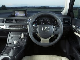 Ver foto 19 de Lexus CT 200h UK 2014