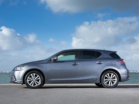 Ver foto 8 de Lexus CT 200h UK 2014