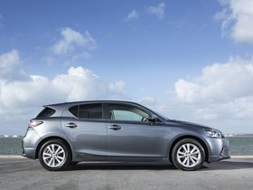 Ver foto 7 de Lexus CT 200h UK 2014