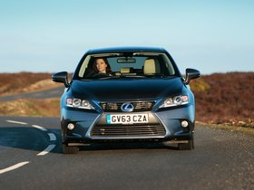 Ver foto 6 de Lexus CT 200h UK 2014