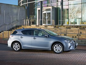 Ver foto 2 de Lexus CT 200h UK 2014
