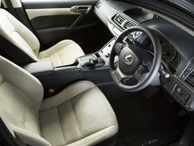 Ver foto 18 de Lexus CT 200h UK 2014