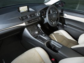 Ver foto 17 de Lexus CT 200h UK 2014