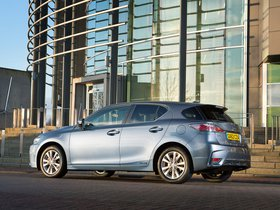 Ver foto 13 de Lexus CT 200h UK 2014