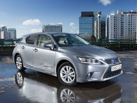 Ver foto 12 de Lexus CT 200h UK 2014