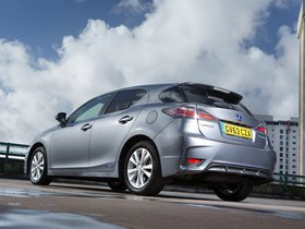 Ver foto 11 de Lexus CT 200h UK 2014
