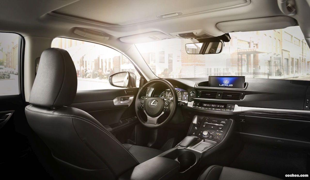 Foto 6 de Lexus CT 200h 2018