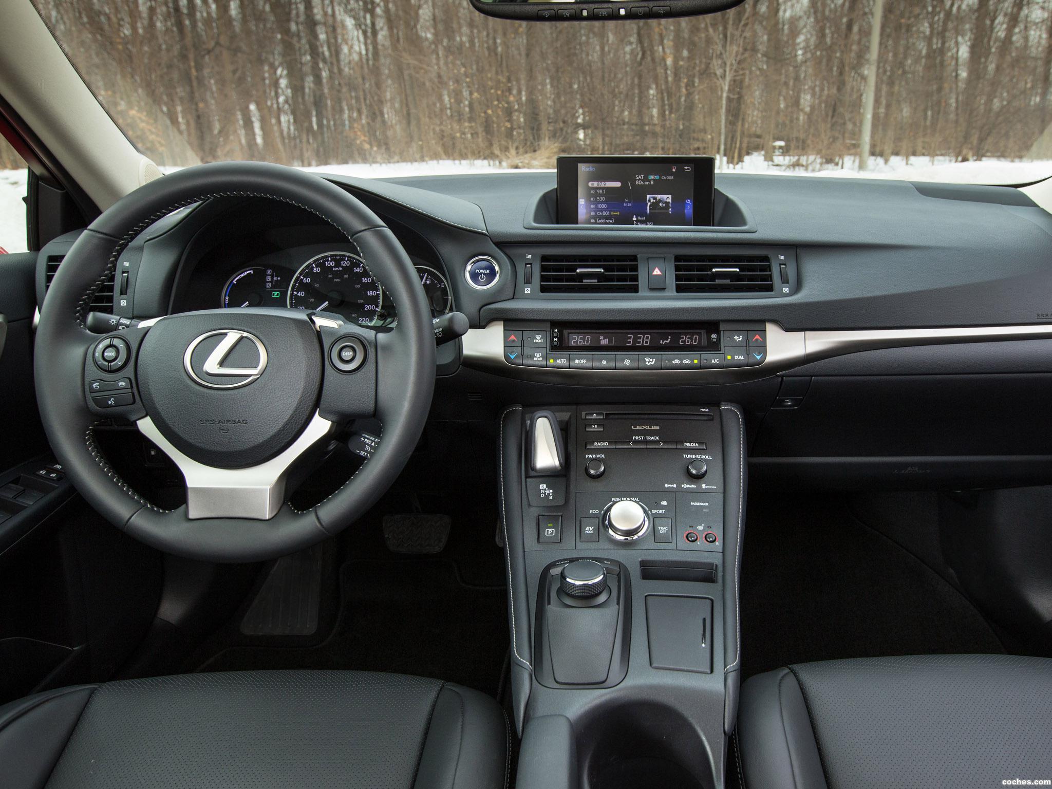 Foto 37 de Lexus CT 200h 2014