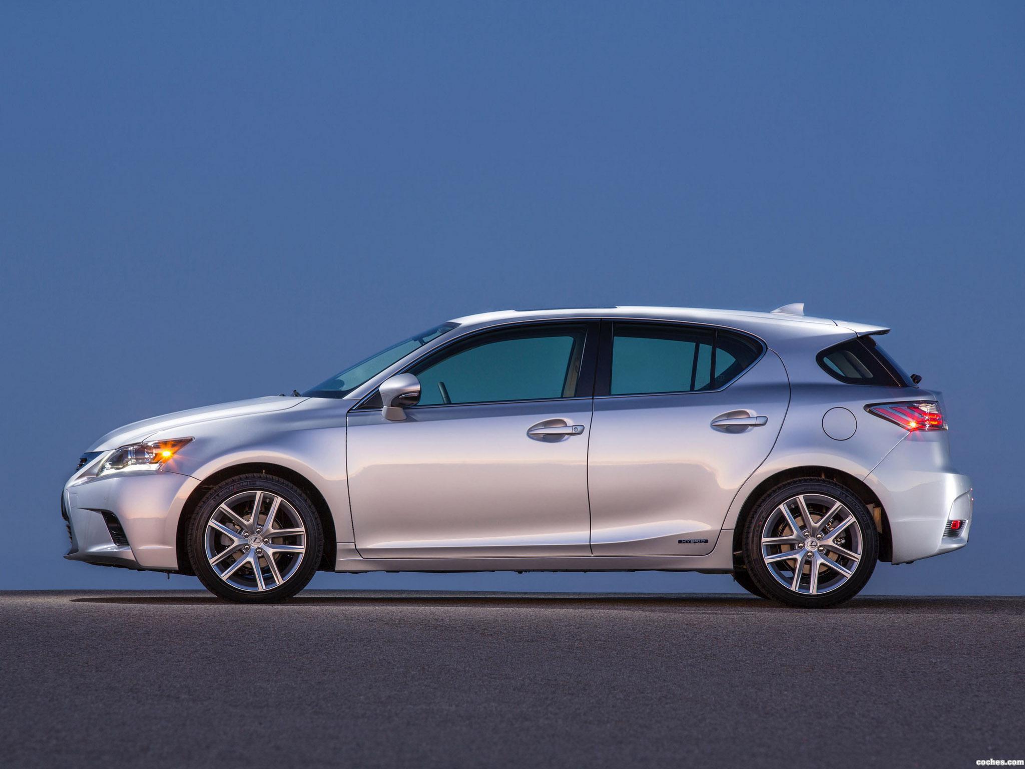 Foto 26 de Lexus CT 200h 2014