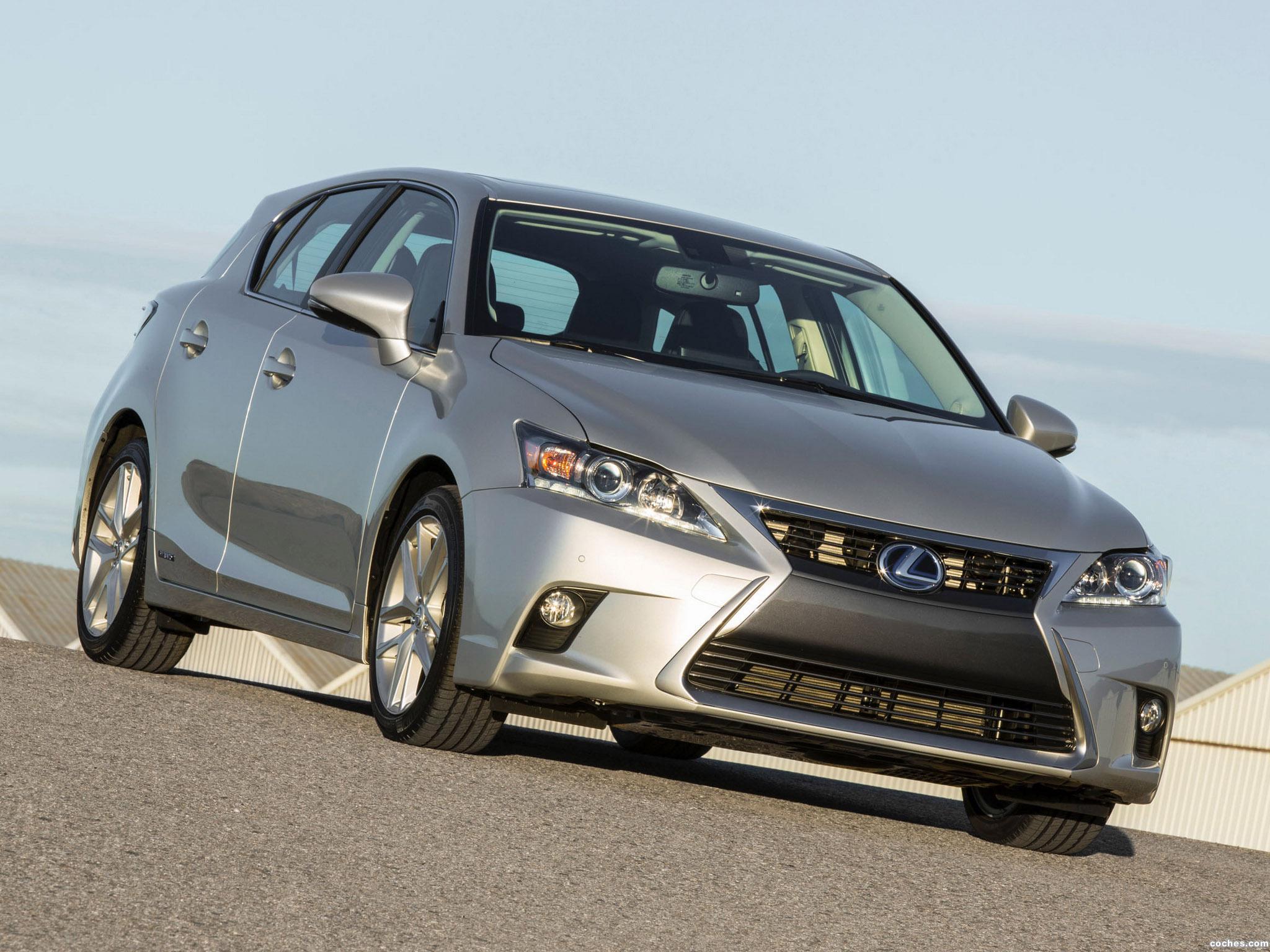 Foto 19 de Lexus CT 200h 2014