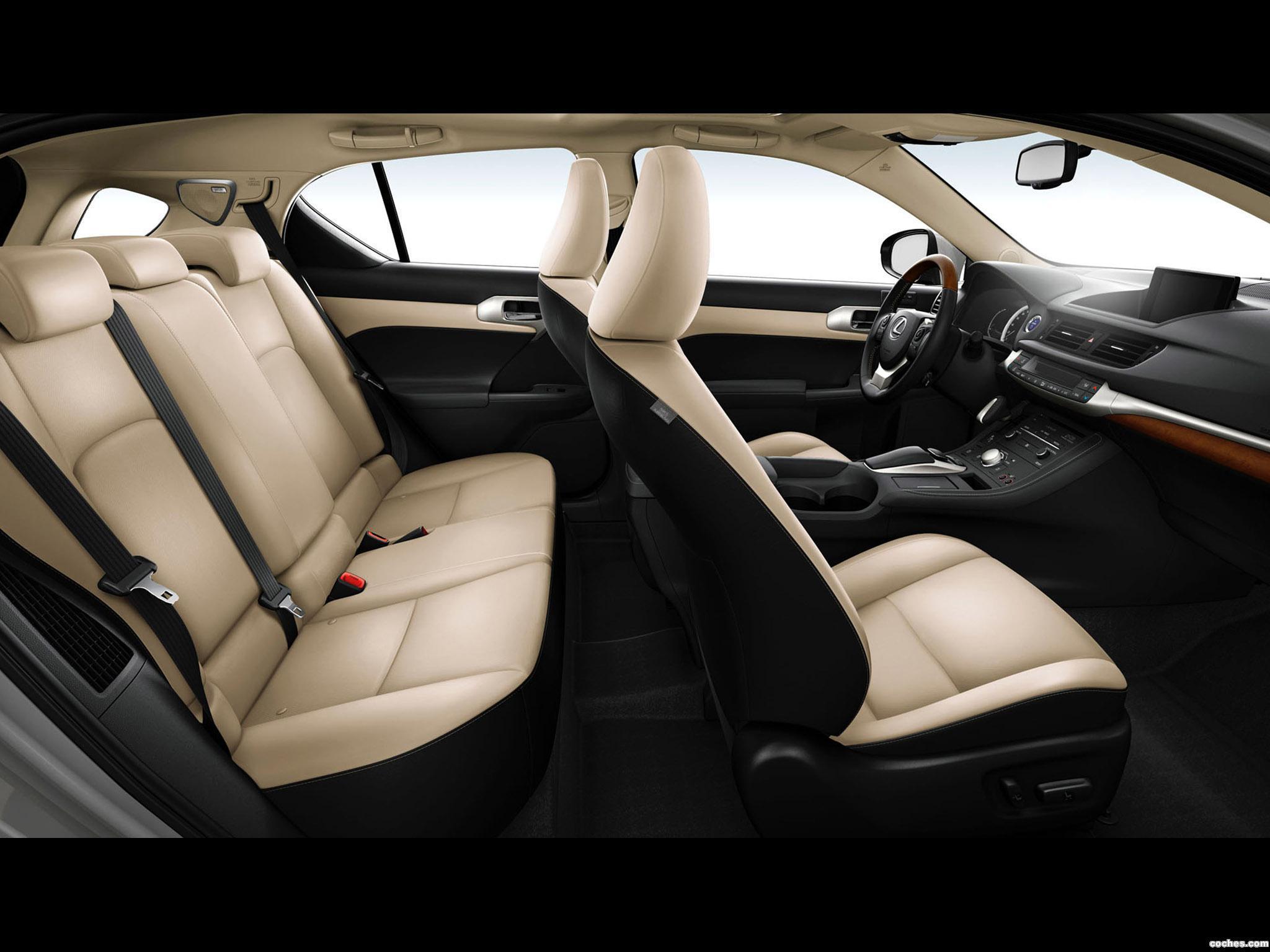 Foto 44 de Lexus CT 200h 2014