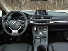 Ver foto 38 de Lexus CT 200h 2014