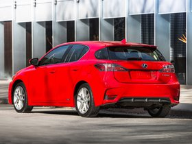 Ver foto 32 de Lexus CT 200h 2014