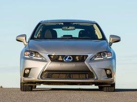 Ver foto 21 de Lexus CT 200h 2014