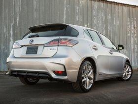 Ver foto 19 de Lexus CT 200h 2014