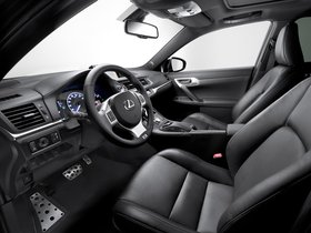 Ver foto 42 de Lexus CT 200h F Sport 2010