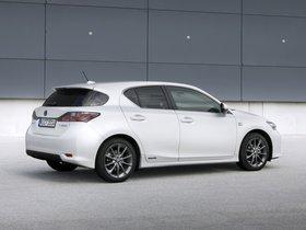 Ver foto 32 de Lexus CT 200h F Sport 2010