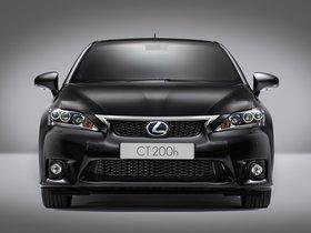 Ver foto 28 de Lexus CT 200h F Sport 2010