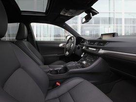 Ver foto 40 de Lexus CT 200h F Sport 2010