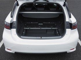 Ver foto 38 de Lexus CT 200h F Sport 2010