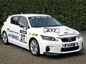 Fotos de Lexus CT 200h Gazoo Racing 2011