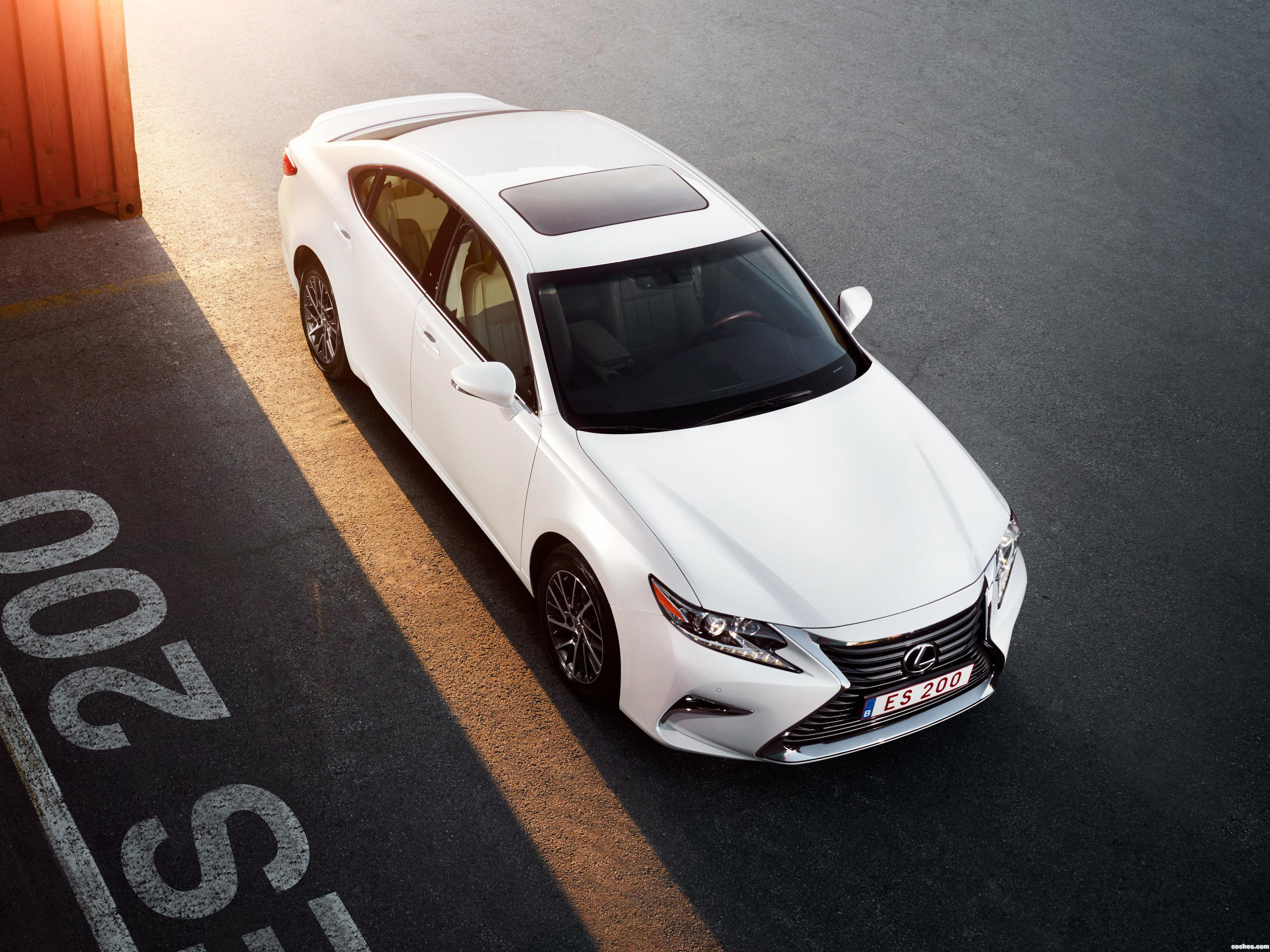 Foto 0 de Lexus ES 200 2015