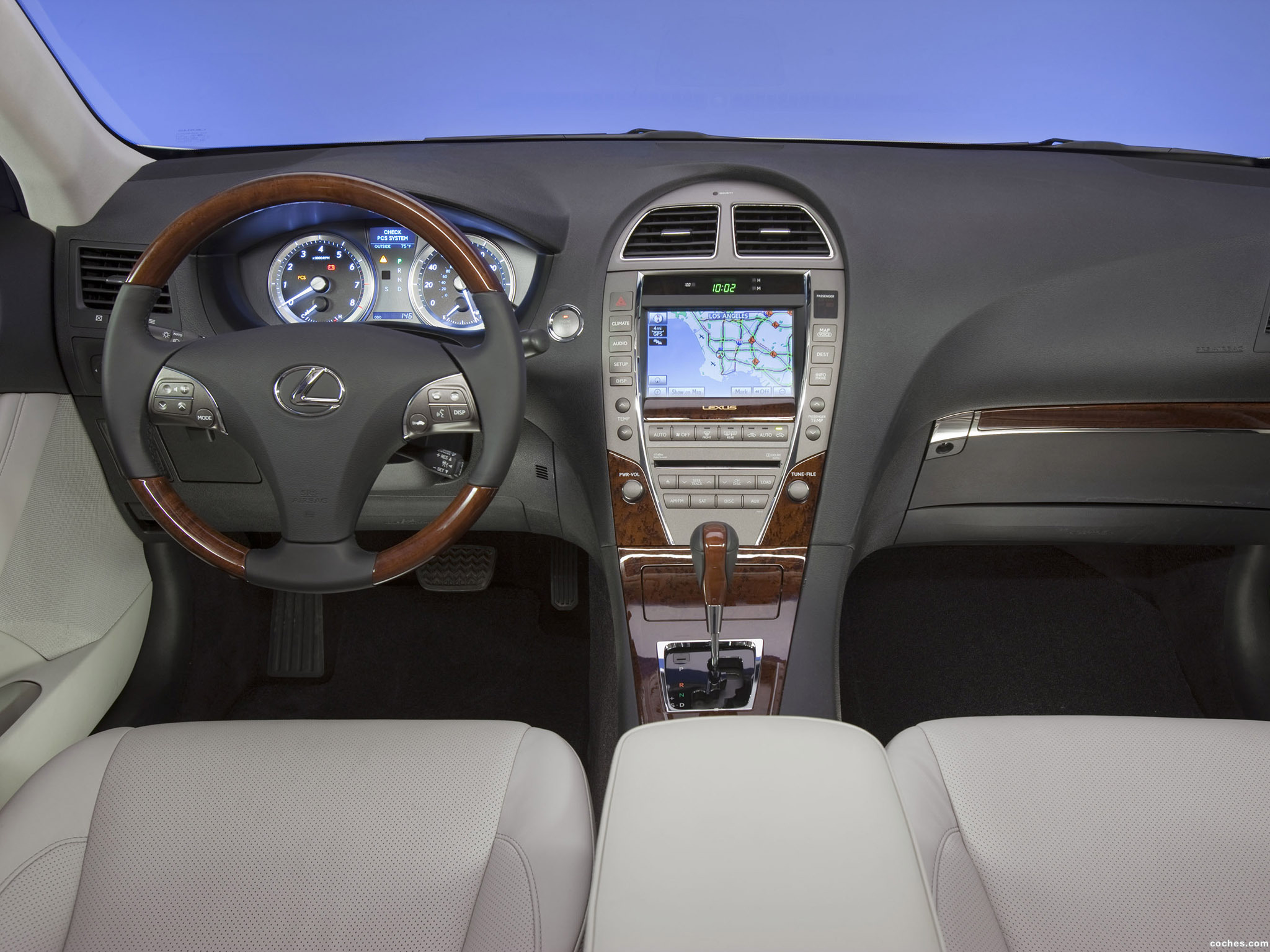 Foto 11 de Lexus ES 2010