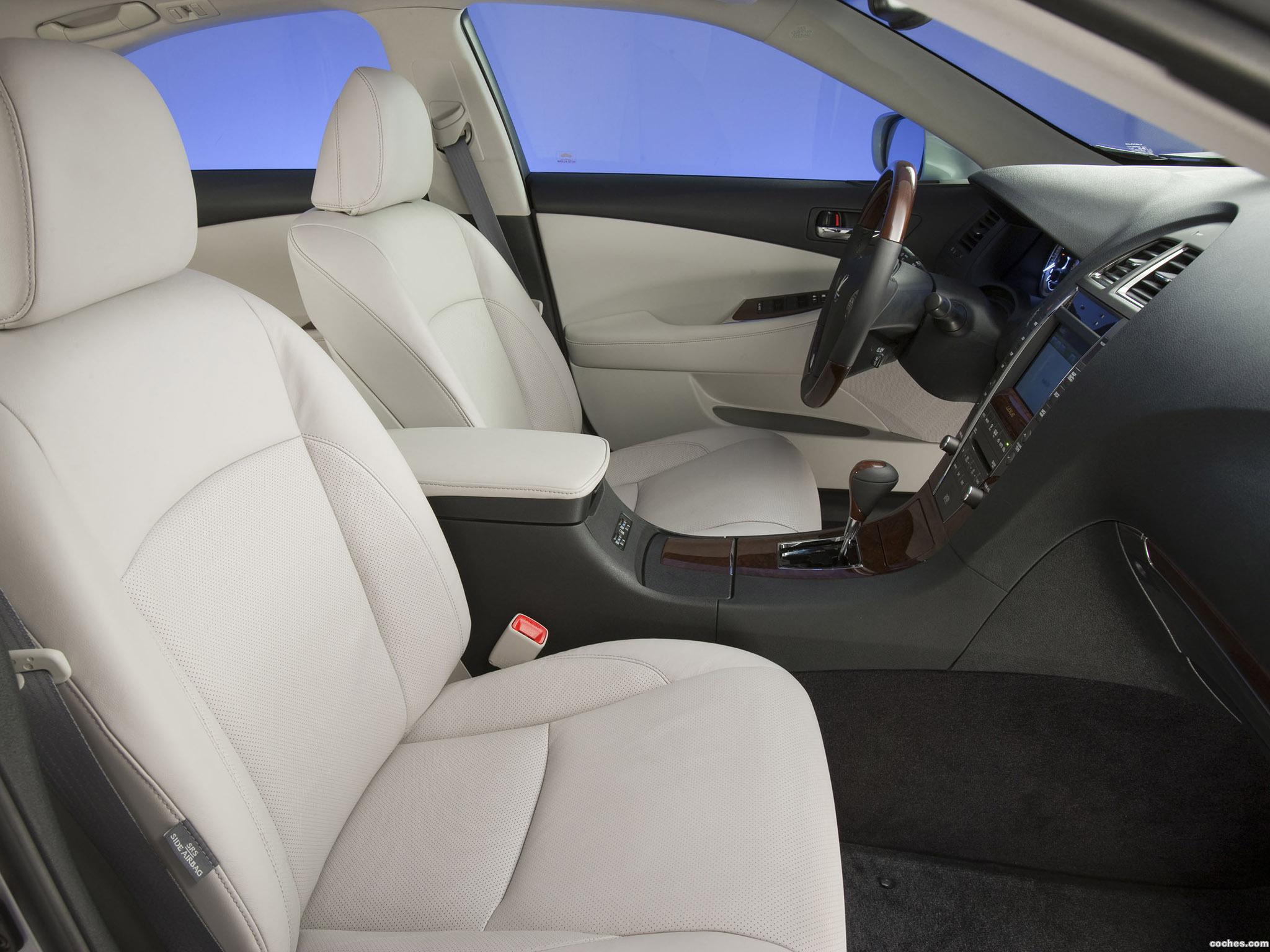 Foto 10 de Lexus ES 2010