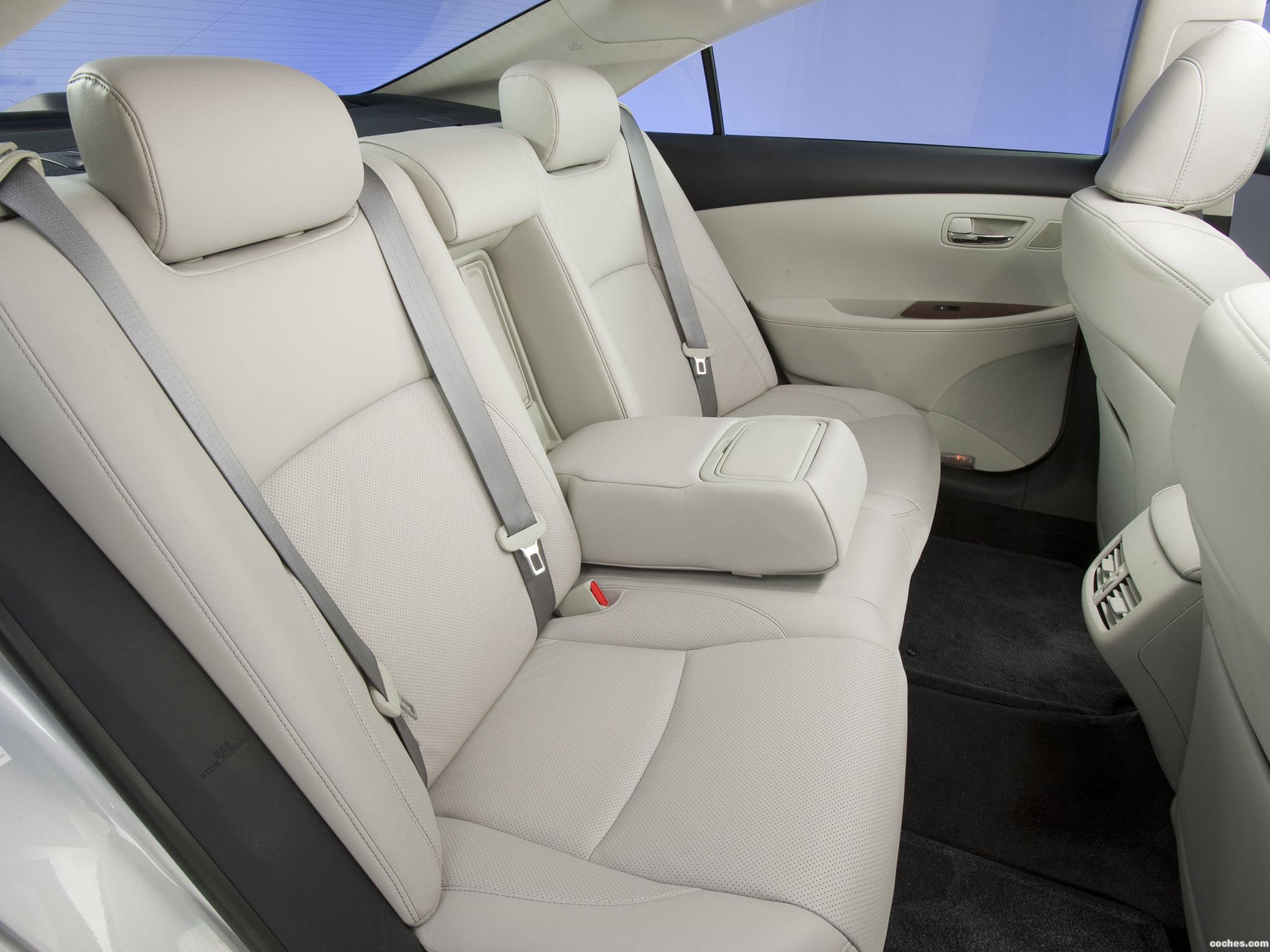 Foto 9 de Lexus ES 2010
