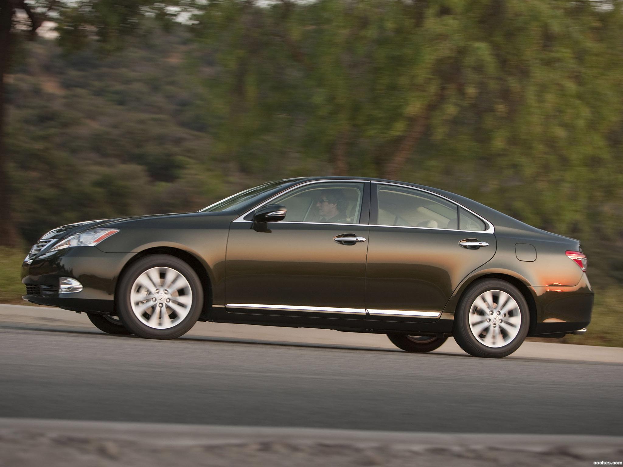 Foto 4 de Lexus ES 2010