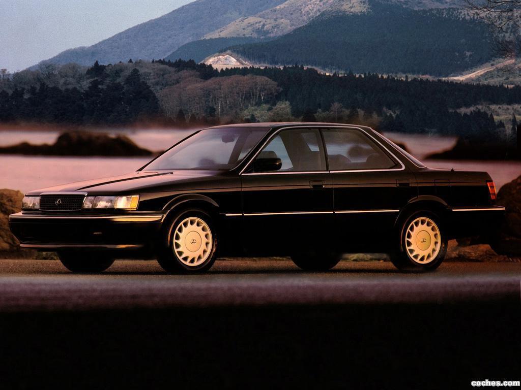 Foto 0 de Lexus ES 250 1989