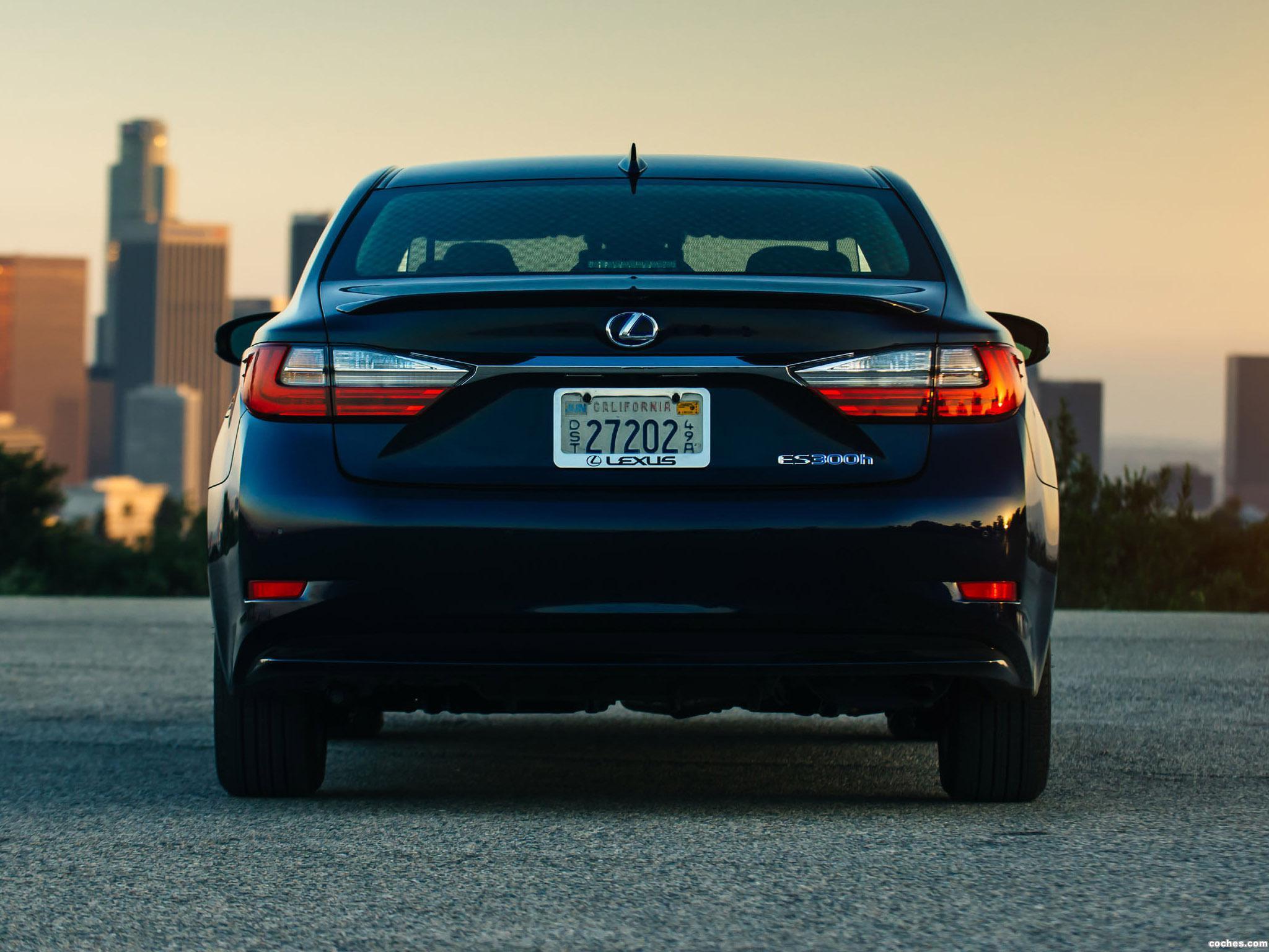Foto 1 de Lexus ES 300h 2015