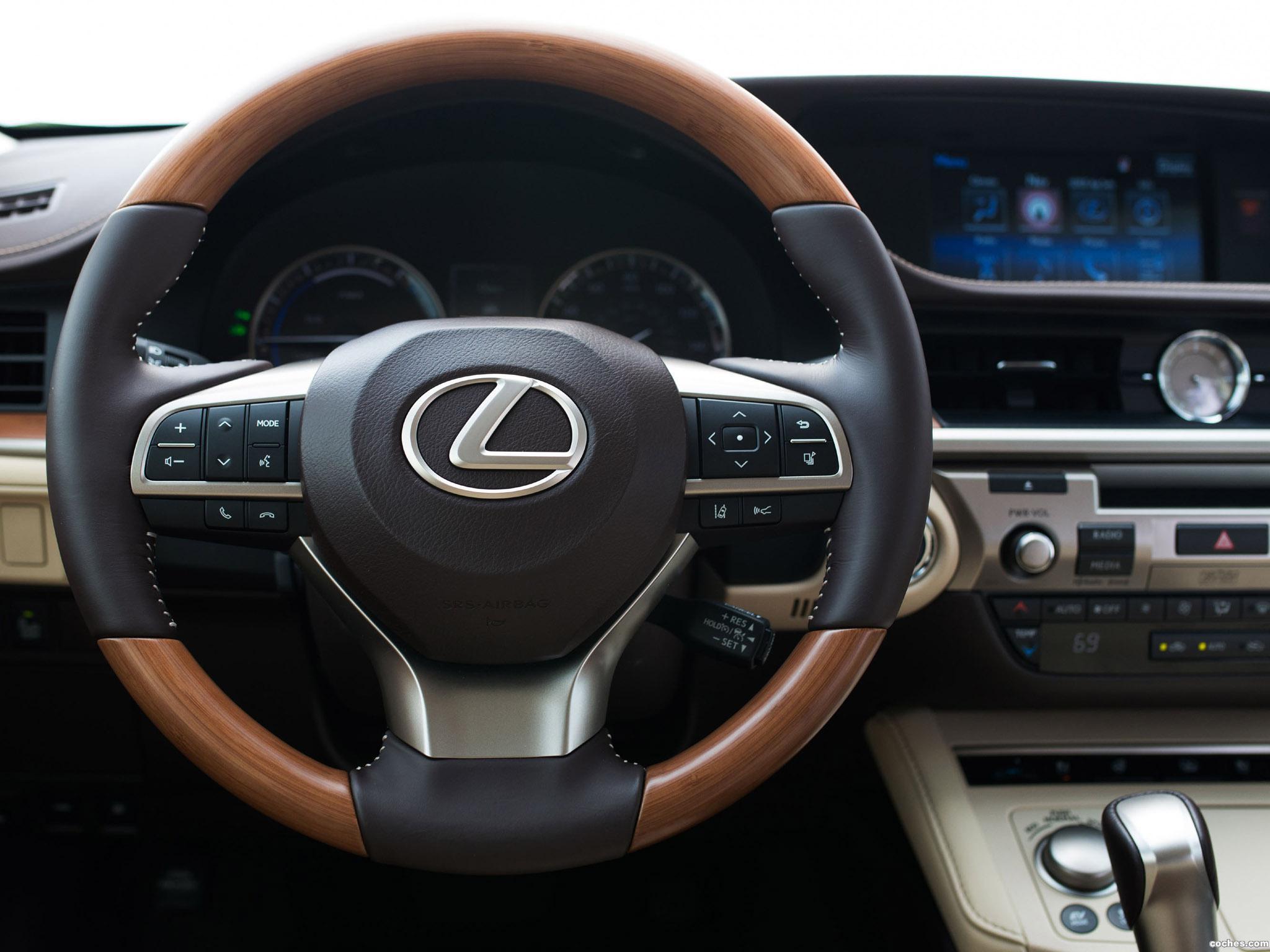 Foto 11 de Lexus ES 300h 2015