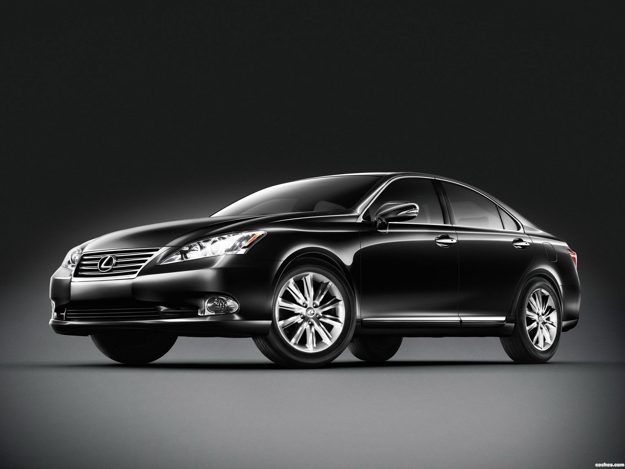Foto 0 de Lexus ES 350 Touring Edition 2011