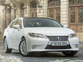 Ver foto 3 de Lexus ES 350 2013