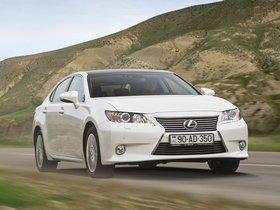 Ver foto 2 de Lexus ES 350 2013