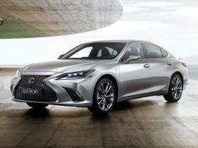 Fotos de Lexus ES 300h F SPORT 2018