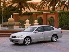 Ver foto 7 de Lexus GS 1997
