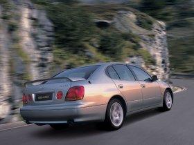 Ver foto 4 de Lexus GS 1997