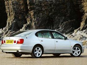 Ver foto 3 de Lexus GS 1997