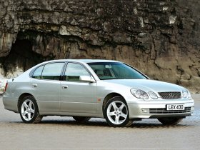 Ver foto 2 de Lexus GS 1997