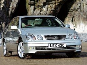 Ver foto 1 de Lexus GS 1997