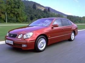 Ver foto 6 de Lexus GS 1997