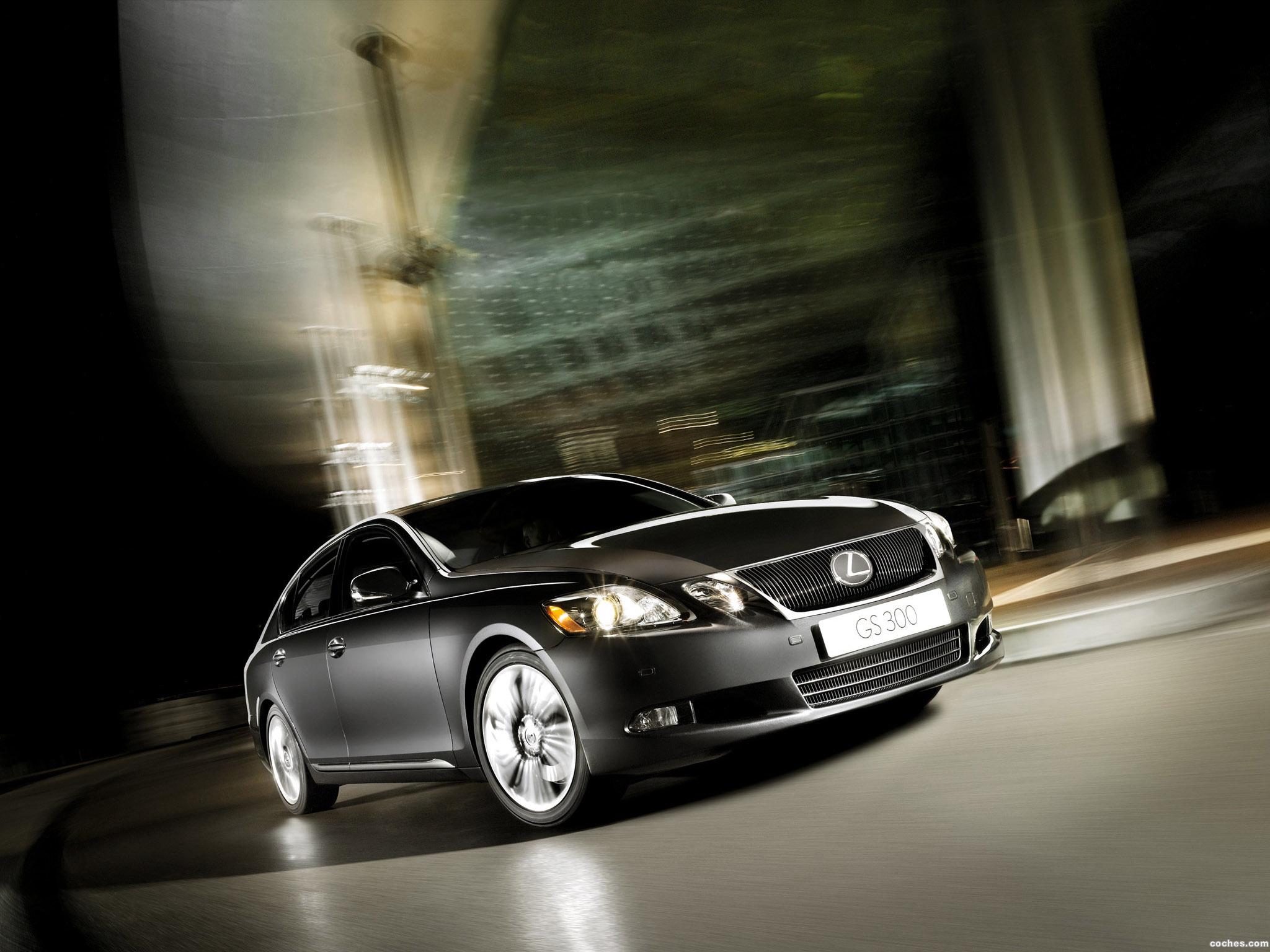 Foto 0 de Lexus GS 300 2008