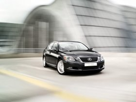 Ver foto 3 de Lexus GS 300 2008