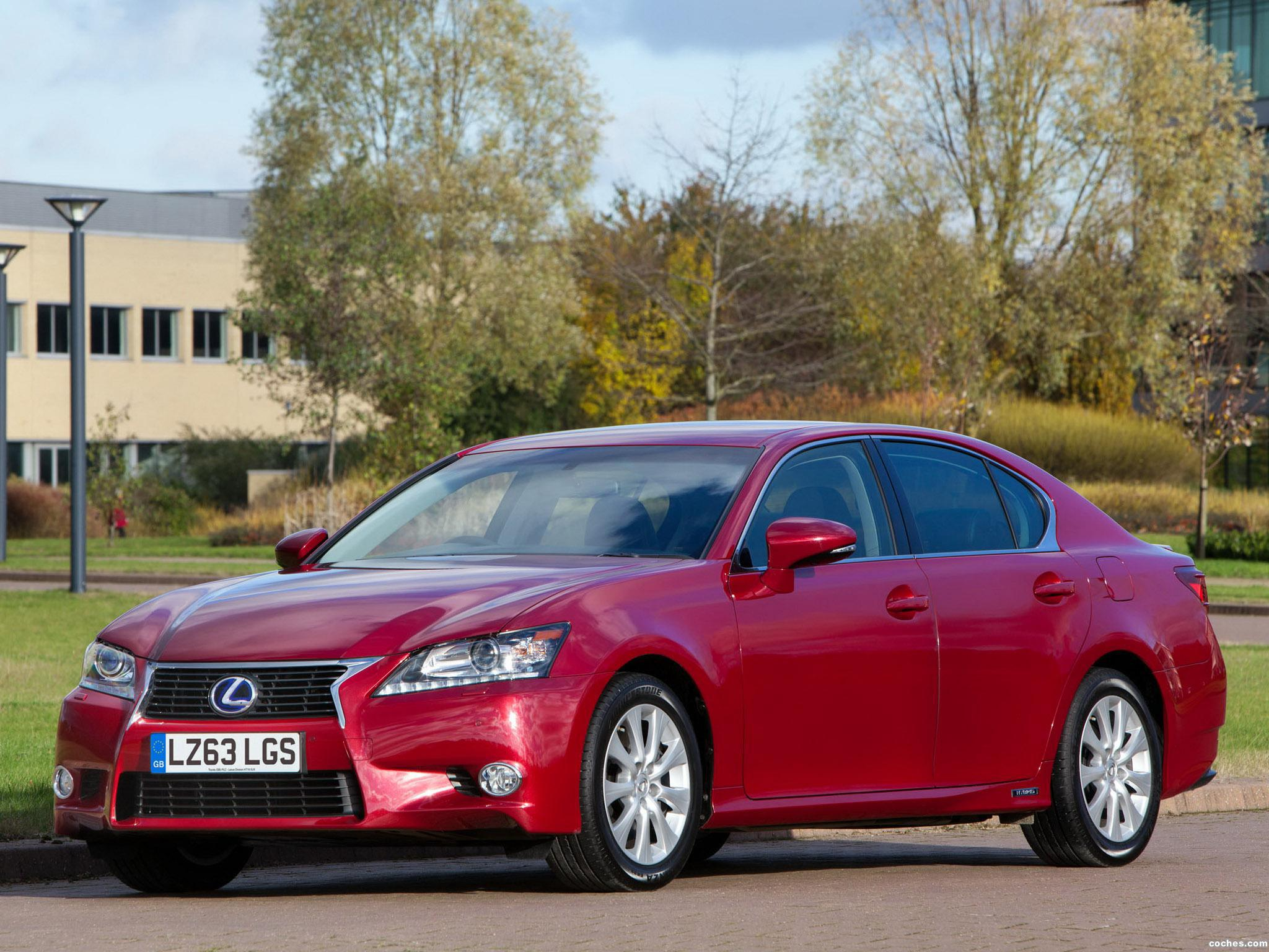 Foto 0 de Lexus GS 300h UK 2013