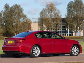 Ver foto 3 de Lexus GS 300h UK 2013