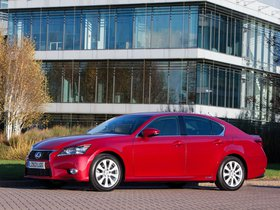 Ver foto 2 de Lexus GS 300h UK 2013